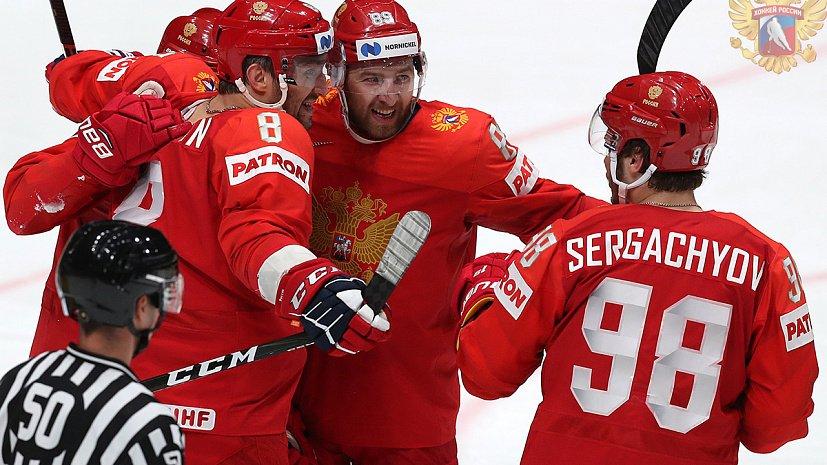 Сборная России начинает плей-офф игрой против США. Текстовая трансляция