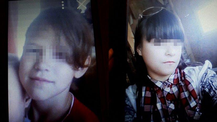 Двух школьниц нашли в Челябинской области спустя сутки