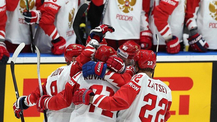 Сборная России сыграет против серебряного призера прошлогоднего ЧМ