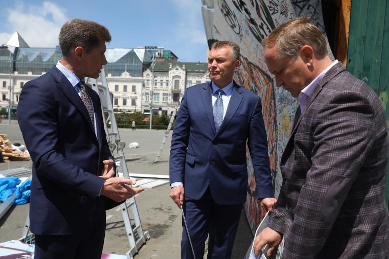 Жители Владивостока могут дать свои предложения по благоустройству территории возле нового собора  (5).JPG