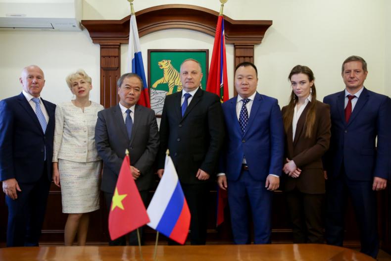 генеральный консул Вьетнама приступил к работе во Владивостоке 13.jpg