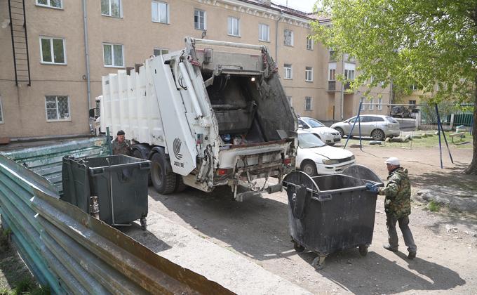Как не платить за вывоз мусора летом в городской квартире