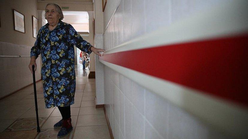Программу профилактики падений пожилых людей разработали в России