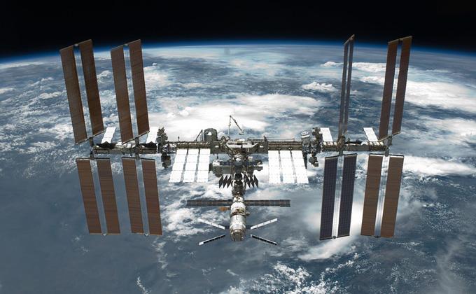 МКС смогут увидеть в небе жители Новосибирска