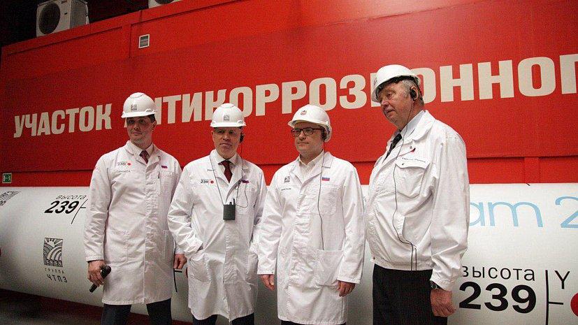 Новые производства в Челябинской области должны создаваться по примеру ЧТПЗ