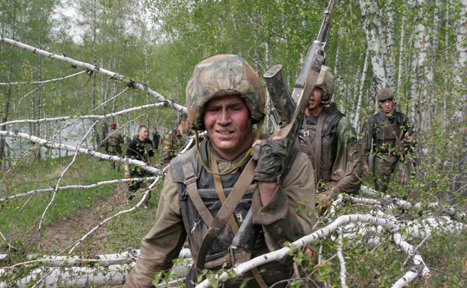 Должность главный сержант появилась в армии России