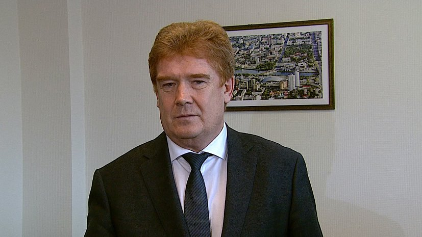 Аппаратное совещание мэра Челябинска в прямом эфире