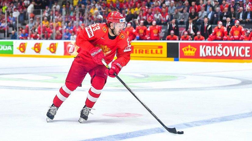 Евгений Дадонов оценил выступление сборной России на последних играх ЧМ
