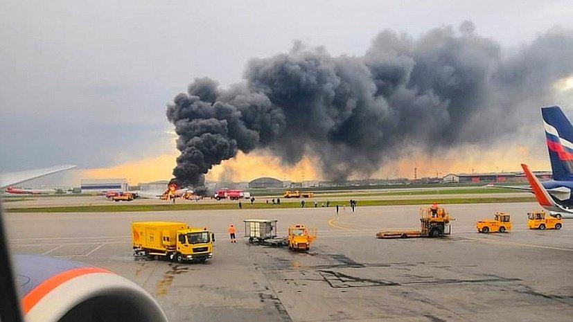 О возможных причинах инцидента в Шереметьево рассказали эксперты