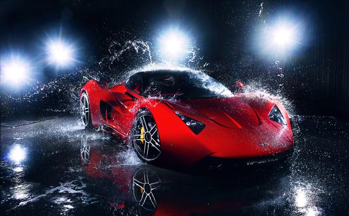 Электромобиль на основе суперкара Marussia создадут в НГТУ