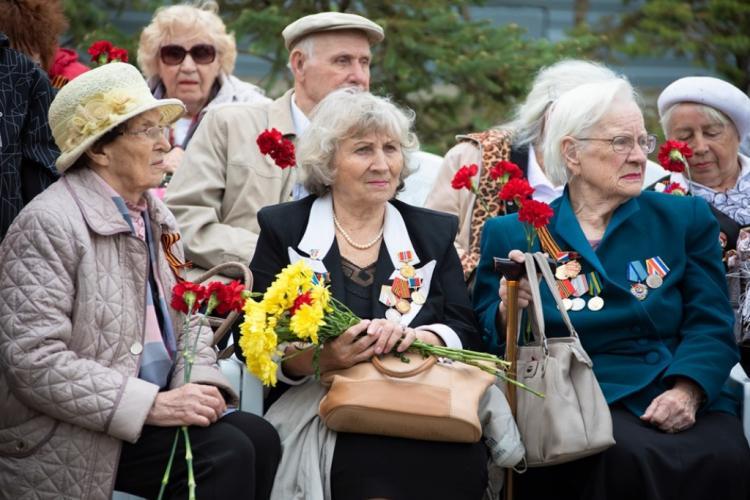 В преддверии Дня Победы во Владивостоке прошли памятные мероприятия