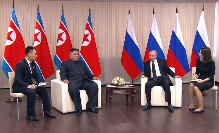 Исполнение договоренностей Владимира Путина и Ким Чен Ына проконтролируют