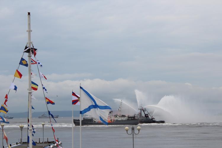 Что значит флот для Владивостока?