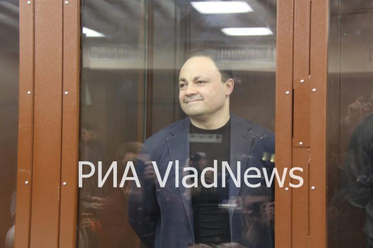 Экс-глава Владивостока рассказал, как проходят свидания в СИЗО