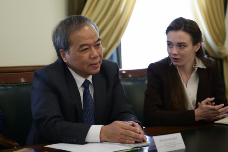 Генконсул Вьетнама приступил к работе во Владивостоке