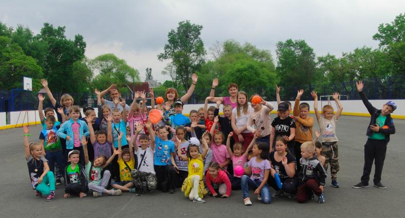 В пришкольных лагерях Владивостока играют в квест (14).jpg