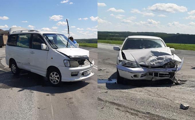 Машина BlaBlaCar с пассажирами разбилась под Новосибирском