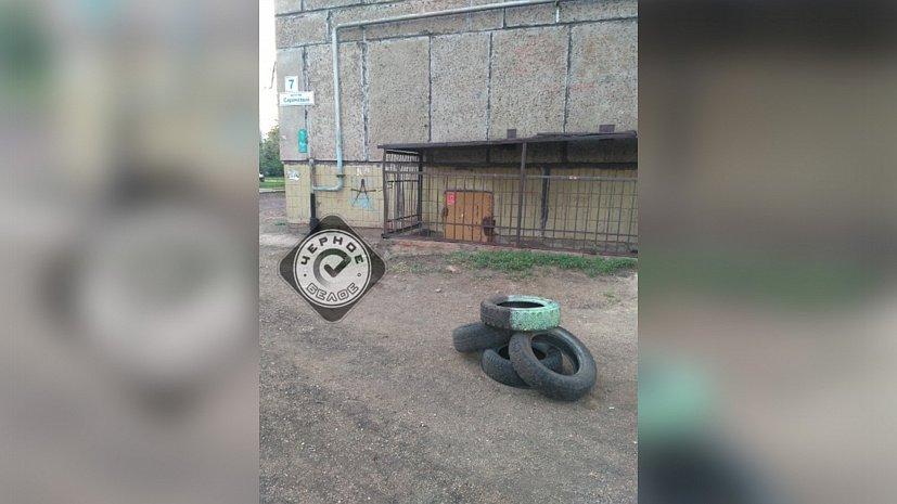 Жительница Магнитогорска чуть не провалилась в канализационный люк