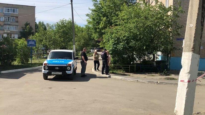 В Челябинске из-за пакета оцепили жилой дом