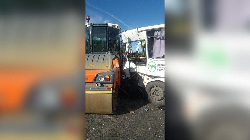 Пассажиры автобуса погибли в ДТП с грузовиком в Челябинской области