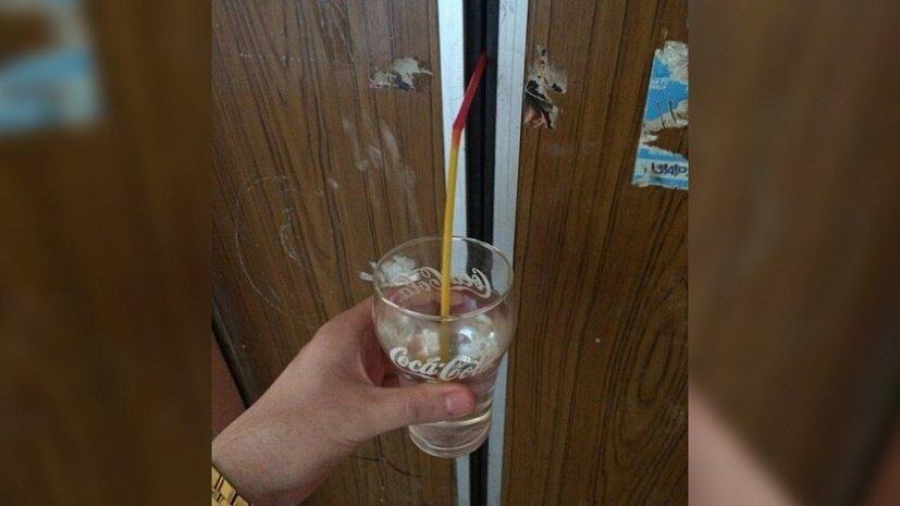 В Челябинской области появился «пьющий» лифт
