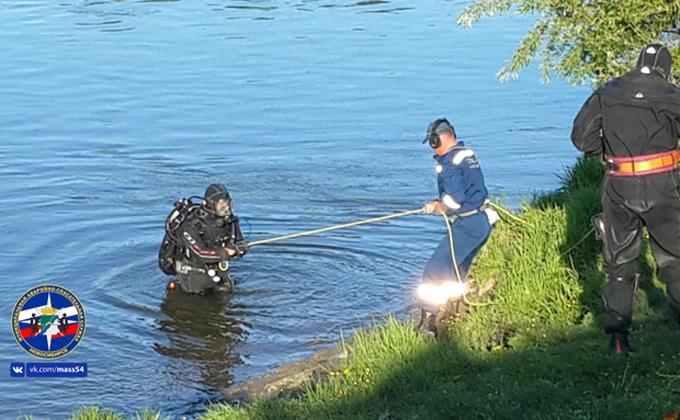 Тело утонувшего мальчика пробыло в Ине четверо суток