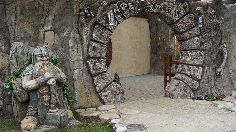 «Домик хоббита» появился в Челябинской области
