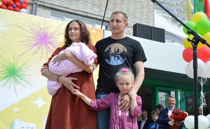 Город Обь отмечает 50 лет со дня своего основания