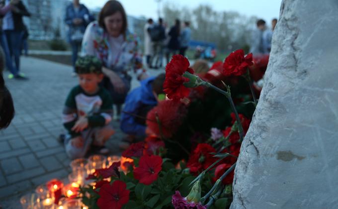Мероприятия в День памяти и скорби-2019 в Новосибирске