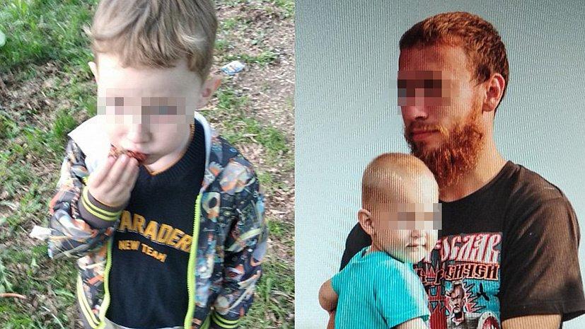 Похищенного родным отцом мальчика нашли в Челябинске