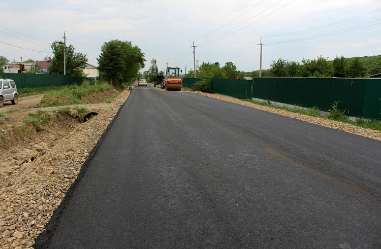 Ещё в трёх районах Приморья будет отремонтирована дорога