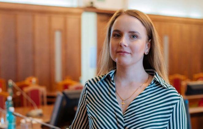 Депутат Заксобрания Дарья Украинцева выдвинулась в мэры Новосибирска