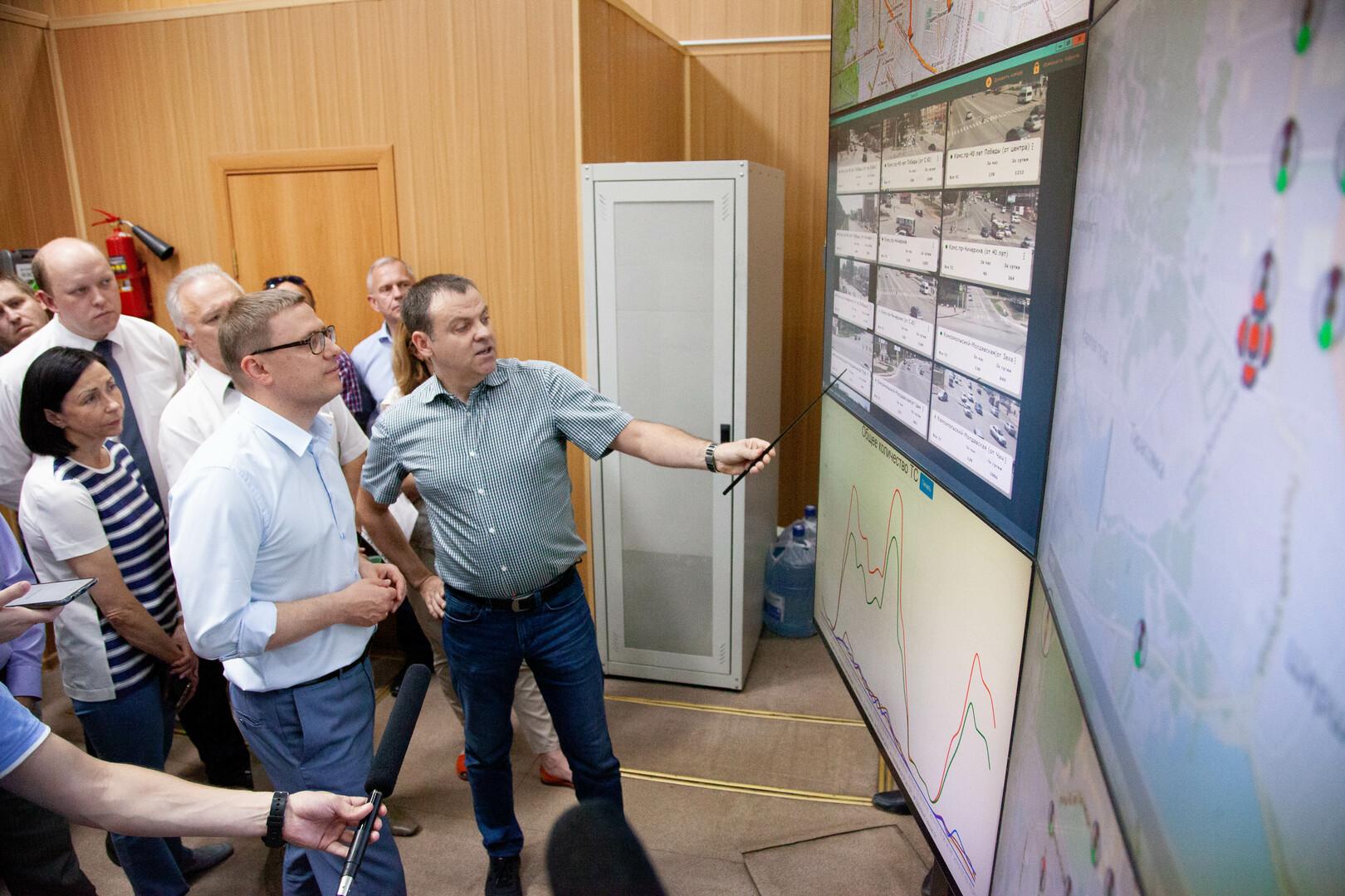 Алексей Текслер и Наталья Котова оценили благоустройство Челябинска