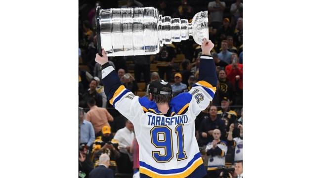 Хоккейный Кубок Стэнли в августе привезут в Новосибирск