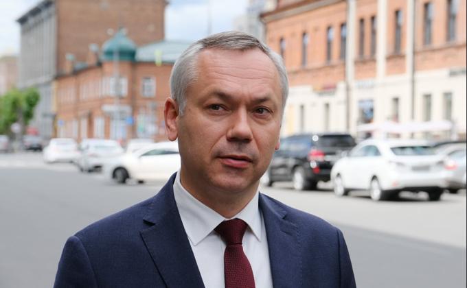 Андрей Травников: «7 тысяч новых мест в школах и детских садах введем в 2019 году»
