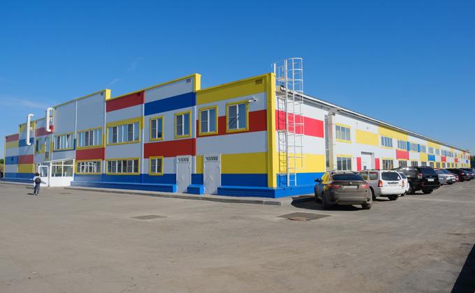 Губернатор Травников открыл новый завод на площадке ПЛП