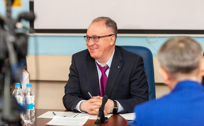 Сергей Проничев – тринадцатый кандидат на выборы мэра Новосибирска