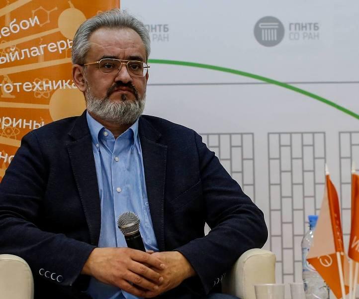 Виктор Козодой подал документы в избирком на выборы мэра Новосибирска