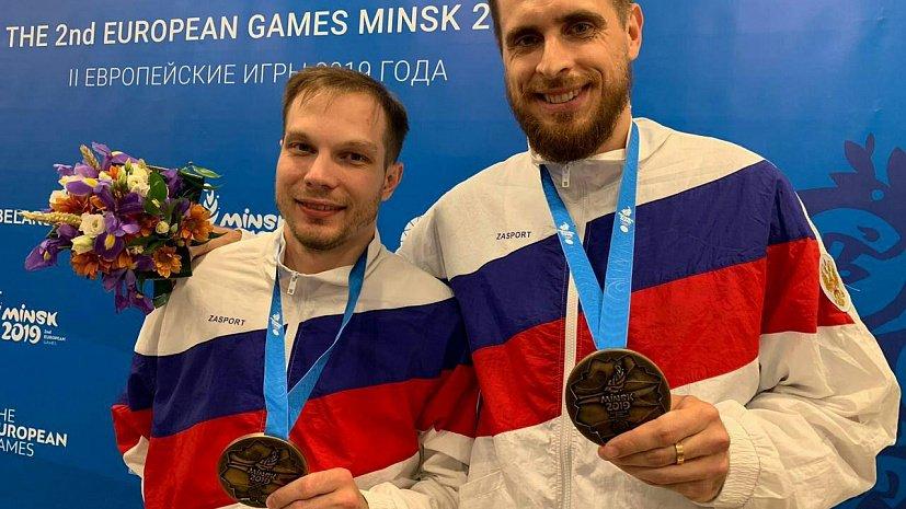 О Европейских играх в Минске рассказал бадминтонист Владимир Иванов