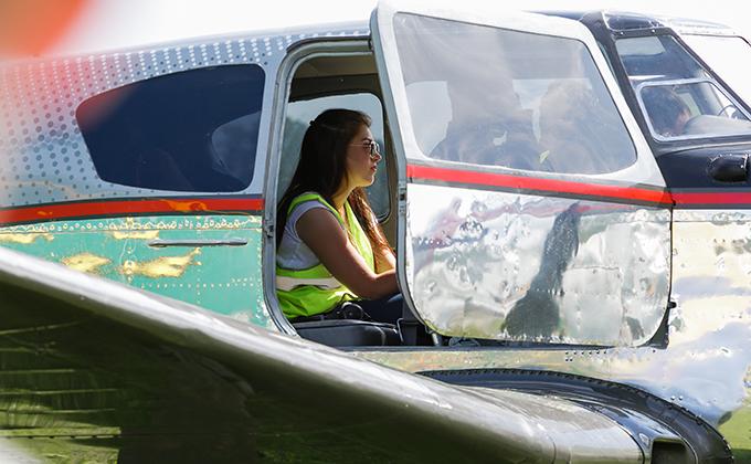 Бесстрашные женщины-пилоты восхитили зрителей на авиашоу под Новосибирском