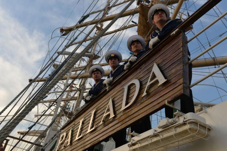 Легендарное учебное судно Владивостока отмечает юбилей