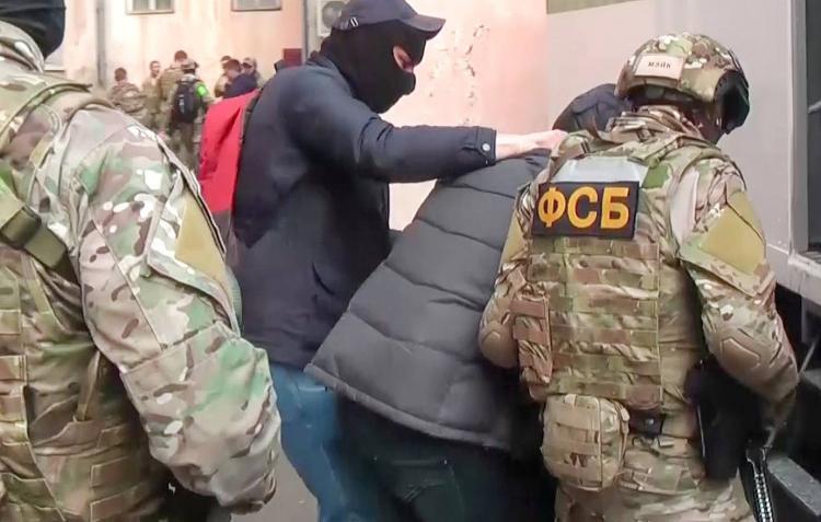 По подозрению в хищении 140-170 миллионов задержаны шесть сотрудников ФСБ