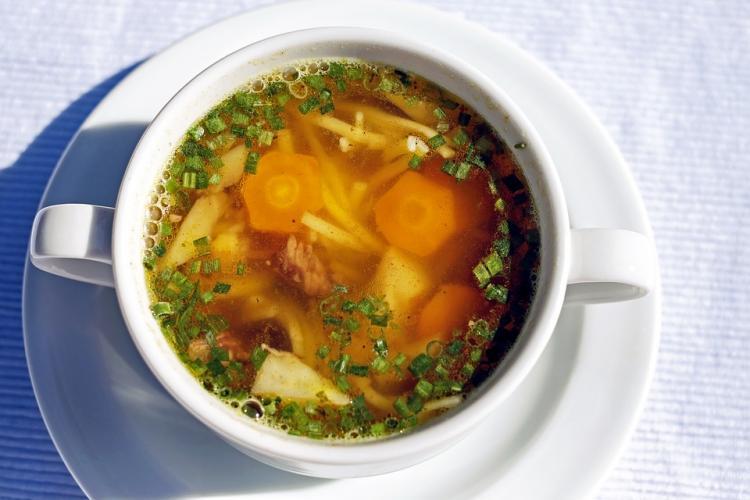 Суп – вредная еда, - специалисты