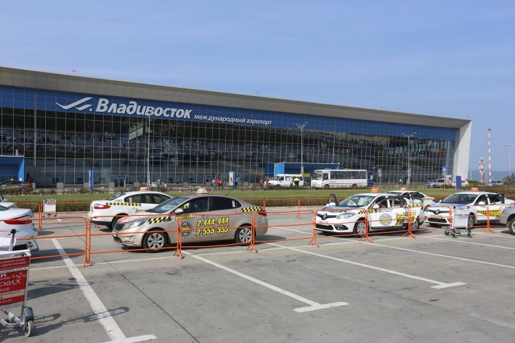 Два авиарейса вылетают из Владивостока с задержкой