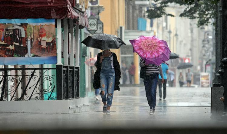 Во Владивостоке 12 июля ожидается дождь