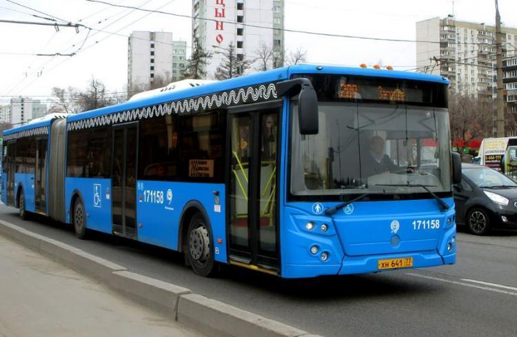 Край подарит Владивостоку автобус и два баяна