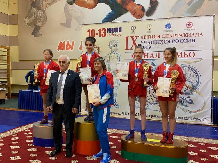 «Амазонка» из Владивостока завоевала золото на всероссийском турнире