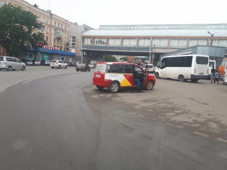 Во Владивостоке женщина-пешеход привлечена к ответственности