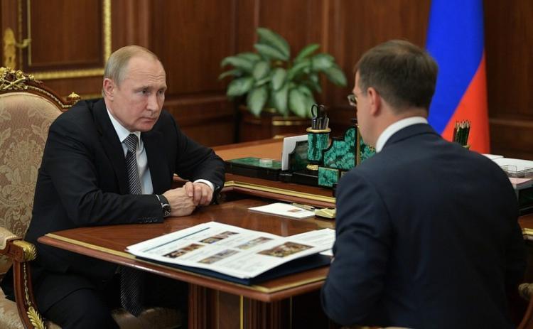 Владимира Путина пригласили посетить Владивостокскую крепость в сентябре