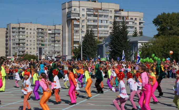 День города-2019 в Бердске – полная программа